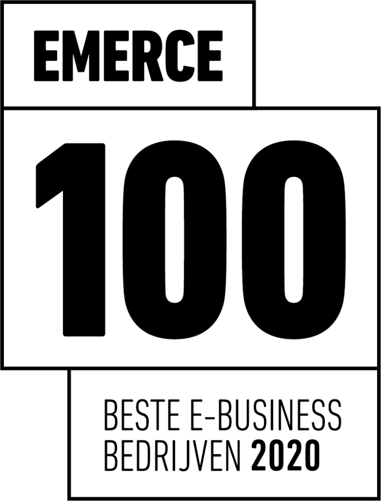 Ematters bovenaan Emerce TOP 100 van 2020